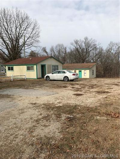 Camdenton Commercial For Sale: 1126 South Bus. Hwy. 5 Highway S #1