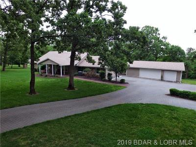 Osage Beach Single Family Home Active Under Contract: 695 Airport Road