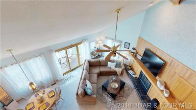Osage Beach Condo Active Under Contract: 4481 Hamrock Lane #231
