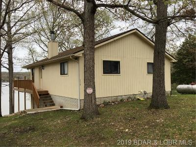 Climax Springs Single Family Home For Sale: 370 Bing Lane