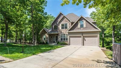 Lake Ozark Single Family Home For Sale: 23 Grandview Drive