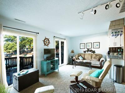 Lake Ozark MO Townhouse For Sale: $137,900