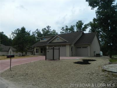 Lake Ozark Single Family Home Active Under Contract: 199 Willow Ridge Road