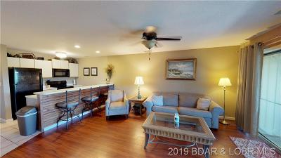 Osage Beach Condo For Sale: 713 Indian Pointe #713