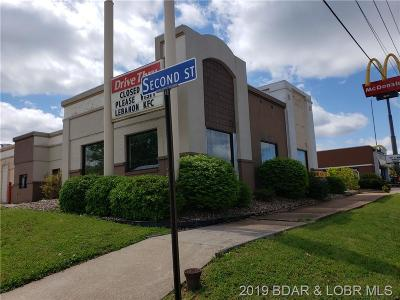 Camdenton Commercial For Sale: 298 54 Highway E