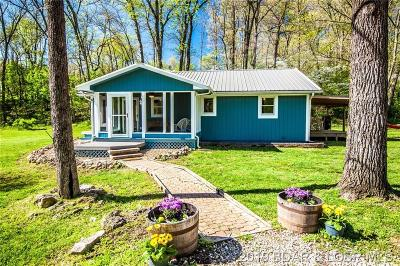 Eldon Single Family Home For Sale: 19 Creek Drive