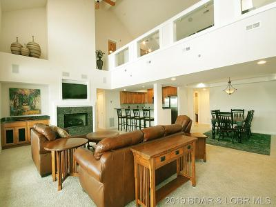 Lake Ozark Condo For Sale: 68 Lighthouse Road Road #1008