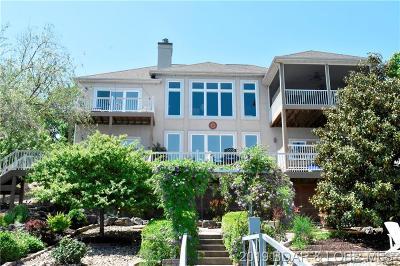 Camden County, Miller County, Morgan County Single Family Home For Sale: 17743 Sheldon Point