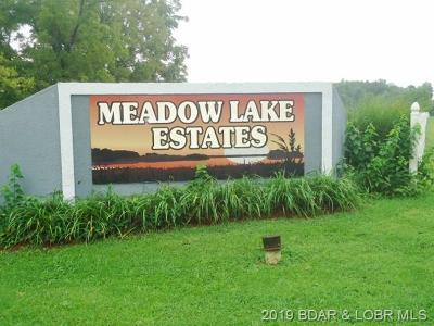 Residential Lots & Land For Sale: Tbd Meadow Lake Circle Meadow Lake Circle