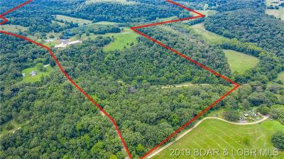 Camden County, Miller County, Morgan County Farm & Ranch For Sale: 135, 137 Colvin Loop