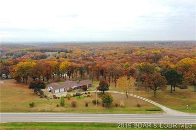 Eldon Single Family Home Active Under Contract: 2794 Hwy 52