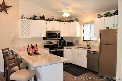 Osage Beach Condo For Sale: 611 Lazy Days Road #Z9