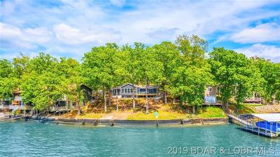 Lake Ozark Single Family Home Active Under Contract: 350 Sunset Road