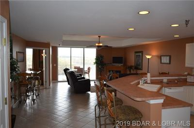 Osage Beach Condo For Sale: 4800 Eagleview Drive #9101