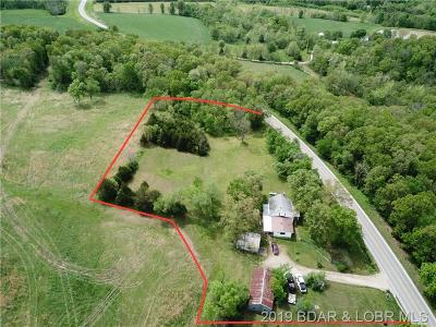 Benton County, Camden County, Cole County, Dallas County, Hickory County, Laclede County, Miller County, Moniteau County, Morgan County, Pulaski County Single Family Home For Sale: 2610 Hwy 17