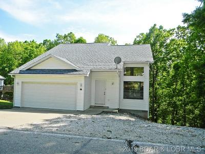 Lake Ozark MO Single Family Home For Sale: $139,900
