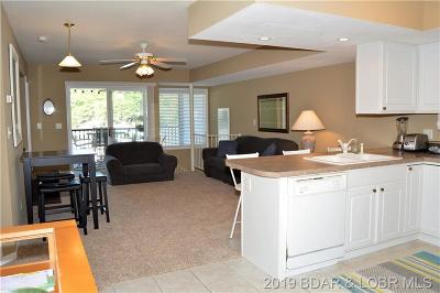 Lake Ozark Condo For Sale: 40 Lighthouse Road #6-103