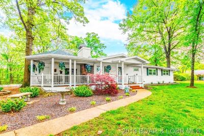 Osage Beach Single Family Home For Sale: 746 Passover Road