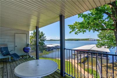 Lake Ozark Condo Active Under Contract: 109 Wood Crest Drive #1C