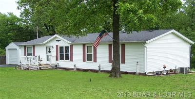 Gravois Mills Single Family Home Active Under Contract: 33735 Dover Road