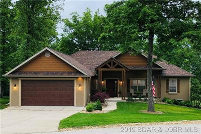Lake Ozark Single Family Home For Sale: 127 Arrowhead Drive