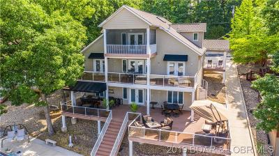 Single Family Home For Sale: 31884 Sunset Road