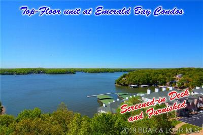 Lake Ozark Condo For Sale: 56 Emerald Bay Drive #3D