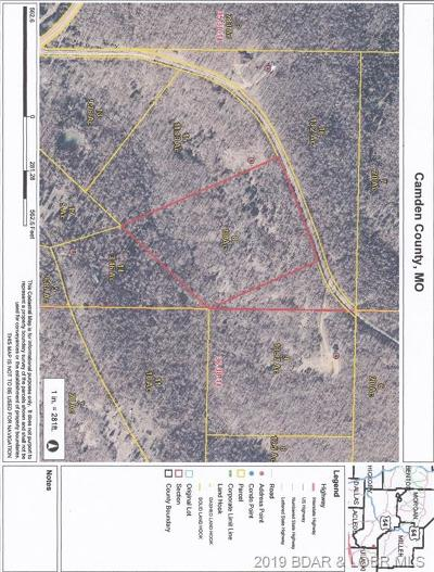 Camden County, Miller County, Morgan County Residential Lots & Land For Sale: Lot 13 Black Oak Road
