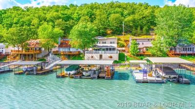Single Family Home For Sale: 268 Lakeshore Landing