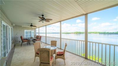 Lake Ozark Condo For Sale: 68 Lighthouse Road #808