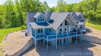 Macks Creek Single Family Home For Sale: 911 Hawkeye Ridge Road