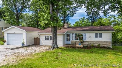 Lake Ozark MO Single Family Home Active Under Contract: $125,000