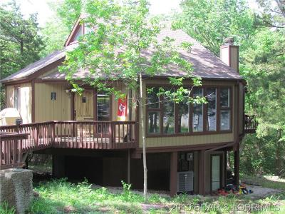 Lake Ozark MO Single Family Home For Sale: $177,900