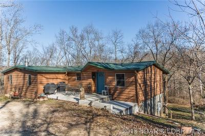 Eldon Single Family Home For Sale: 44 Old Trail Road