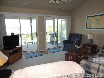 Lake Ozark Condo For Sale: 1411 W Harbour Towne Drive #W1411