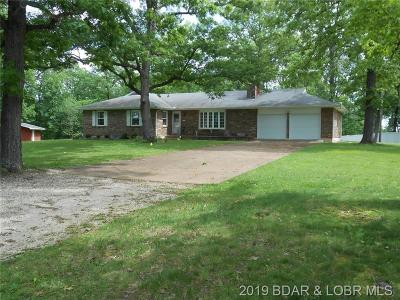 Eldon Single Family Home For Sale: 292 Highway W