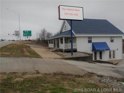 Camdenton Commercial For Sale: 771 E. Hwy 54