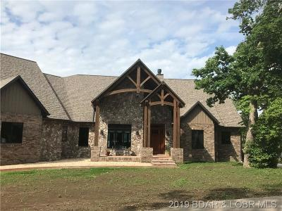 Camden County, Miller County, Morgan County Single Family Home For Sale: 3376 Big Island Drive