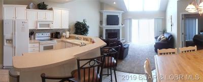 Camdenton Condo For Sale: 426 Cedar Heights Drive #4D