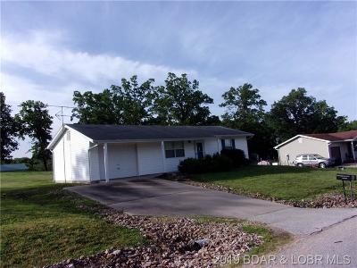 Camden County, Miller County, Morgan County Single Family Home For Sale: 260 Jamie Drive