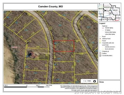 Camden County, Miller County, Morgan County Residential Lots & Land For Sale: Lot 1505 La Riva Estates