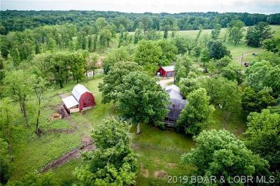 Eldon Single Family Home For Sale: 195 Witt Road