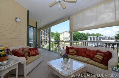 Lake Ozark Condo Active Under Contract: 16 Bristol Bay Court #1B