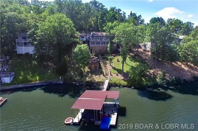 Lake Ozark MO Single Family Home For Sale: $575,000