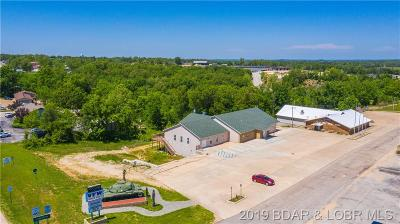 Camdenton Commercial For Sale: 63 Vfw Road