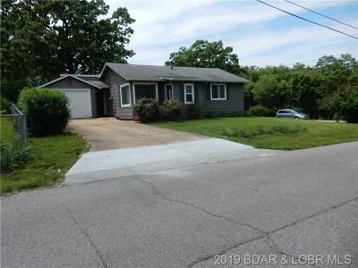 Camdenton Single Family Home Active Under Contract: 263 Clint Avenue