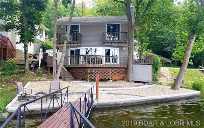 Lake Ozark Single Family Home For Sale: 25 Tonnie Lane