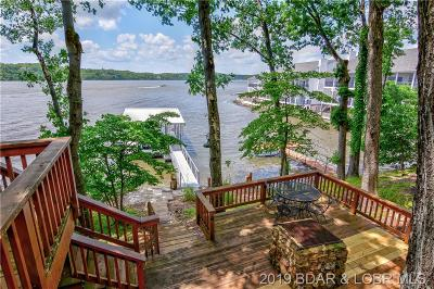 Lake Ozark Single Family Home Active Under Contract: 47 Mitchell Road