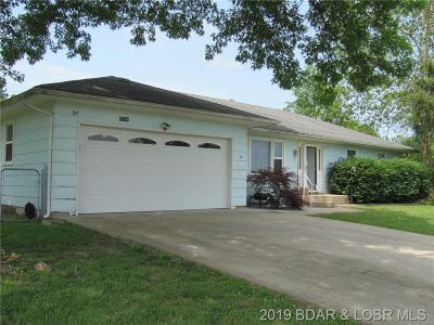 Benton County, Camden County, Cole County, Dallas County, Hickory County, Laclede County, Miller County, Moniteau County, Morgan County, Pulaski County Single Family Home For Sale: 72376 Roetzel Street