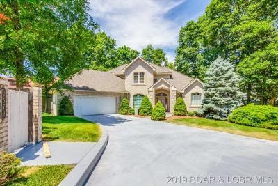 Camden County, Miller County, Morgan County Single Family Home For Sale: 1579 Grand Cove Road